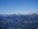 panorama dal Tissi - 2
